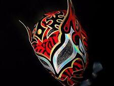 MIZTEZIZ WRESTLING MASK LUCHADOR COSTUME WRESTLER LUCHA LIBRE MEXICAN MASKE