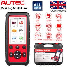 Autel Maxidiag MD808 Pro ALL System OBD2 Auto Code Scanner + Maxicheck Pro GB