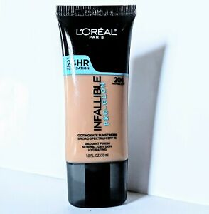 L'Oreal Infallible Pro-Glow Radiant Finish Normal/Dry Skin Hydrating SPF15 1oz