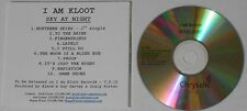 I Am Kloot  Sky at Night   U.S. promo cd  -Rare!