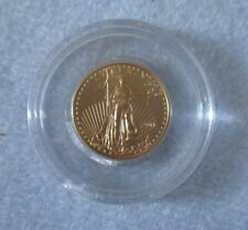 Nationwide Walking Liberty Fine Gold American Eagle Bullion $5 Coin 1/10 oz 2011
