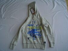Hooded Sweater, Grey V.garcia Gr.140 -164