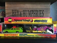 Matchbox Speed Kings Rares K 28A-6.Last Set mint OVP v.good Condition from 1971