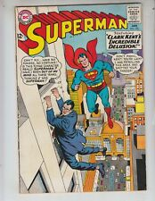 "Superman 174 VG+ (4.5) 1/65 ""Clark Kent's Incredible Delusion!"""