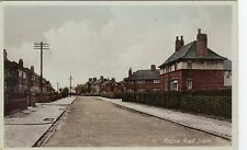 ROSCOE ROAD, IRLAM: Lancashire postcard (C3893).