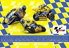 MotoGP Official Merchandise Camel Honda Track Flag MGPFLACAM 67cm x 100cm T
