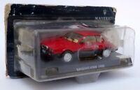 Altaya 1/43 Scale Model Car AL26320E - 1988 Maserati Karif - Red