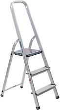 Genuine DRAPER 3 Step Aluminium Ladder to EN131 16823