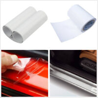 Universal Clear Car Door Sill Edge Paint Anti-Scratch Protector Film Sheet Top