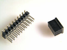 SAMTEC TSM-110-01-T-DV-P-TR HEADER 2.54mm SMT 10 Way 20 pin 5 pieces OM276B