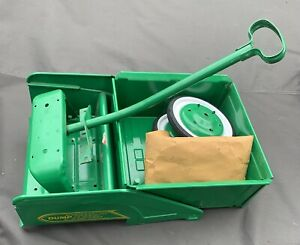 NOS 1960's Murray Green Dump Trac Trailer Wagon For A Tractor Never Assembled