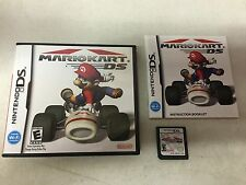 Mario Kart DS (Nintendo DS, 2005) COMPLETE GAME BOX MANUAL NES HQ