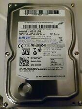 Samsung HD161GJ, 7200RPM, 3.0Gp/s, 160GB SATA 3.5 HDD