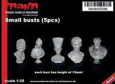 MAIM Small Busts (5pcs) / 1:35