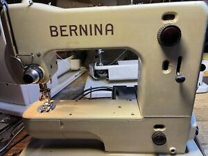 Supercharged Rare Bernina 125. Customized. Lots of Power. 30 Day Guarantee.