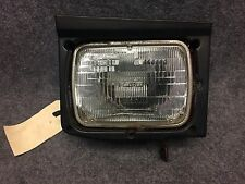 1986-1987 Honda Prelude Coupe LH Drivers Side Headlight Headlamp w/ Cover L572