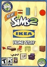 Sims 2: IKEA Home Stuff (PC, 2008) - European Version