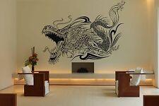 Wall Room Decor Art Vinyl Sticker Mural Decal Monster Dragon China Pattern FI664