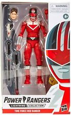 """Power Rangers Lightning Collection Time Force Red Ranger 6"""" Action Figure"""