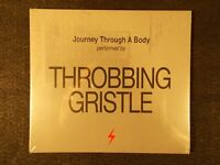 Journey Through A Body performed by Throbbing Gristle (CD, 2018, Mute) NEW!