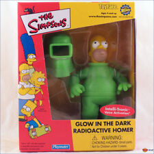 The Simpsons - Glow in the Dark Radioactive Homer Toyfare exclusive by Playmates