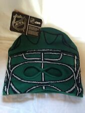 Minnesota Wild NEW OSFM Facemask Knit Hat Reebok. NHL Hockey Fan Warm Winter NWT