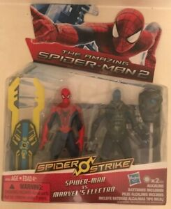 NEW! Spider-Man 2 Spider Strike - Spider-Man Vs Marvel's Electro - 4+ Years