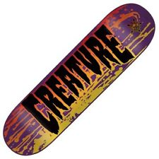 Creature Skateboard Deck + FREE Griptape. Reverse Stain MD 8.26inch. £15 OFF RRP
