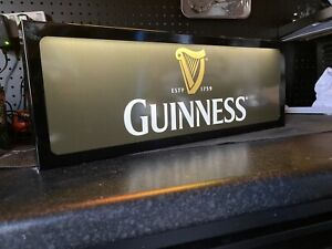 Guinness Branded Light Box