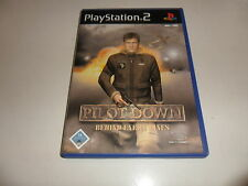 PlayStation 2  PS 2  Pilot Down
