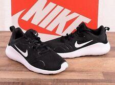 Nike Women's 6.5 MED Kaishi 2.0 Running Shoes Black White Sneakers 833666010