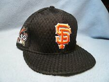 new arrival e7adf 8cfc8 Era 59fifty San Francisco Giants Sz 7 1 2 Fitted Cap Hat HRD Fran
