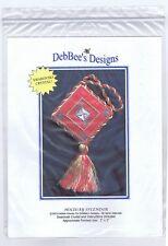 DebBee's Designs Holiday Splendor Pattern -Red-Christmas-New