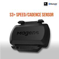 Para Garmin Bryton GPS Imán Bicicleta Bluetooth ANT+ Speed & Sensor de Cadencia