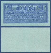 WEHRMACHT 1 Reichspfennig (1942) KASSENFRISCH Ro.501