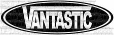 Vantastic 30x96cm Vans chaussures Vito Transit Astra Vivaro Caddy Decal Autocollant Vinyle
