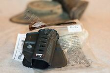 Fobus P07 DUTY Right Hand Paddle Evolution Series Gun Holster for CZ P-07 Duty