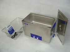 Durasonix 30L Ultrasonic Cleaner Timer Heater Stainless