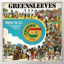 "EEK A MOUSE-christmas a come    greensleeves 12"" (hear) reggae"