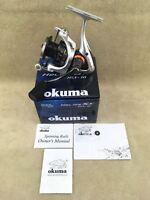 Okuma Helios SX HSX Front Drag Spinning Reel HSX-20, HSX-30, HSX-40, HSX-40S