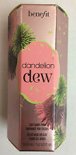 Benefit Dandelion Dew Soft Baby Pink Radiance For Cheeks Liquid Blush 1oz