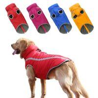 Dogs Clothes Waterproof Dog Coat Clothing Pet Jacket Winter Wear Outdoor Walking