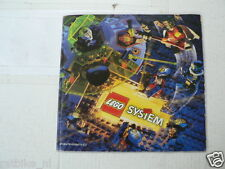 LEGO BROCHURE FLYER CATALOG TOYS 1977 DUTCH 30 PAGES 053