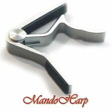 Heavy Duty Spring-Loaded Lever-Action Capo - C6 NEW