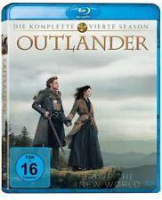 Outlander - Die komplette vierte Season Blu-ray Neu OVP
