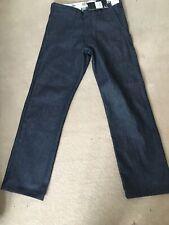 Nwt Mens Dickies Trousers 32r Waist Original Fit 874 Denim Wk Pant G.con