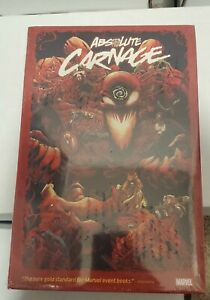 Brand New Factory Sealed! Absolute Carnage Omnibus Venom Donny Cates