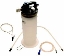 BGS Druckluft Bremsenentlüfter und Ölabsauggerät Ölabsaugpumpe 5 Liter Ölwechsel