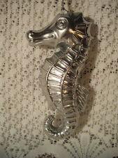 Seahorse Ornament, Older, 6 &1/2 inches high, 6 inches around middle,