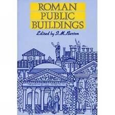 Roman Public Buildings (University of Exeter Press - Exeter Studies in-ExLibrary